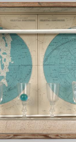 Joseph Cornell, Planet Set, Tˆte Etoil'e
