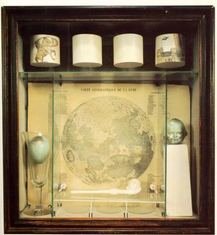 Joseph Cornell, Untitled (Soap Bubble Se