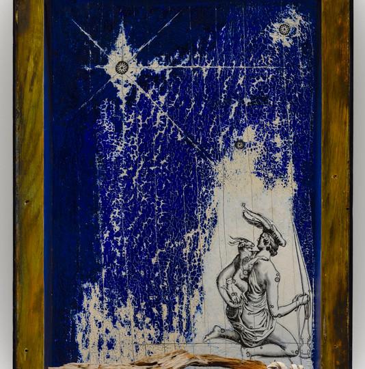 Joseph Cornell, _Ideals are like stars_
