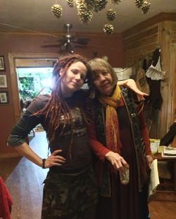 Johanna Dun-Jones and Lena Dun