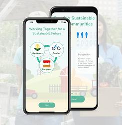 Fresh Food Connect App Screenshots