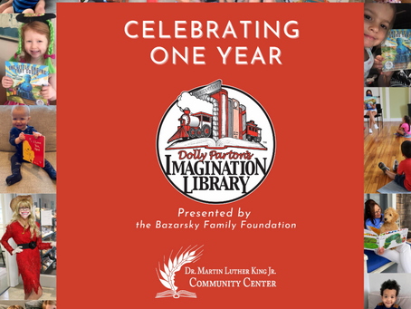 Celebrating 1 Year of Literature & Learning for Newport County's Littlest 📚