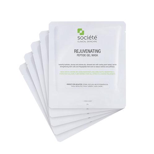 Societe Rejuvenating Peptide Masks (5pk)