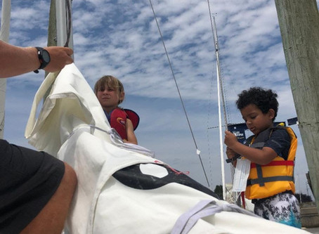 Zoologists Take Summer Adventure Camp by Sails