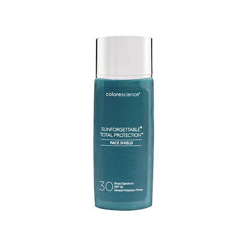 Minimise skin Sunforgettable total face shield