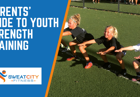 Parents' Guide To Youth Strength Training