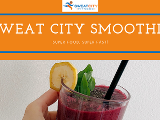 Sweat City Smoothie