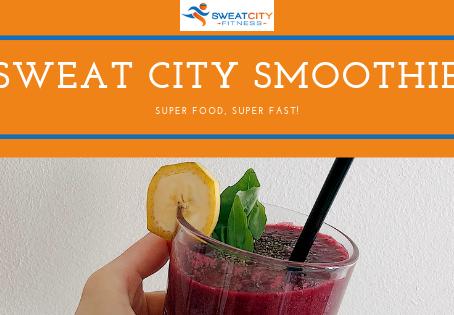 Sweat City Smoothie