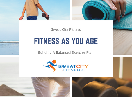 Fitness As You Age: Building A Balanced Exercise Plan