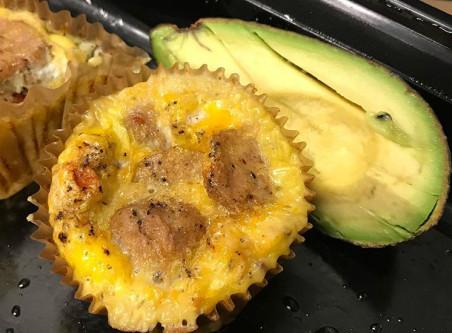 Mini Egg Muffins