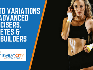 2 Keto Variations for Athletes & Bodybuilders