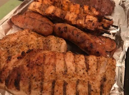 Grill Master Steak Marinade
