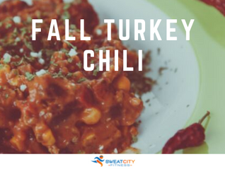 Fall Turkey Chili
