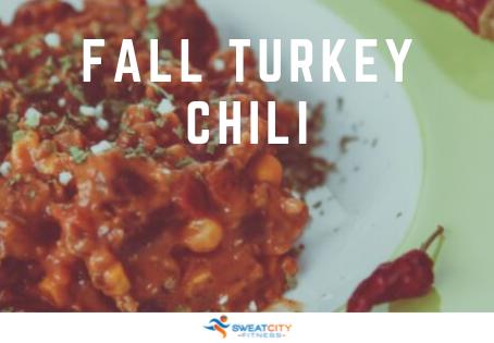 Fall Turkey Chili