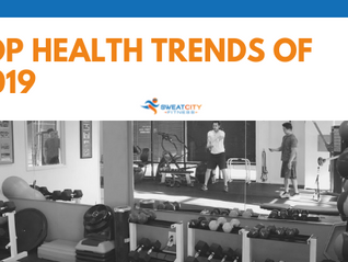 Top Health Trends of 2019