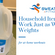 Household Items That Work Just as Well as Weights