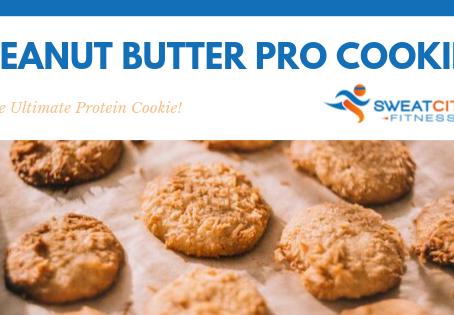 Peanut Butter PRO Cookie