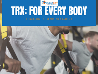 TRX: For Every BODY