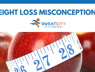 Weight Loss Misconceptions