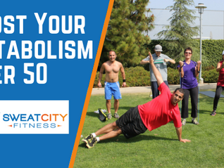 Boost Your Metabolism Over 50