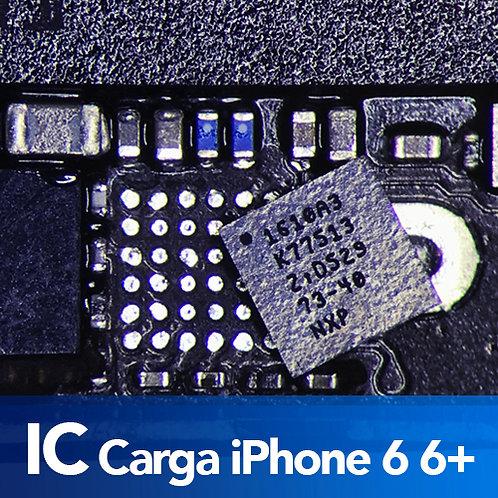 Cambio de IC Carga iPhone 6 6 Plus