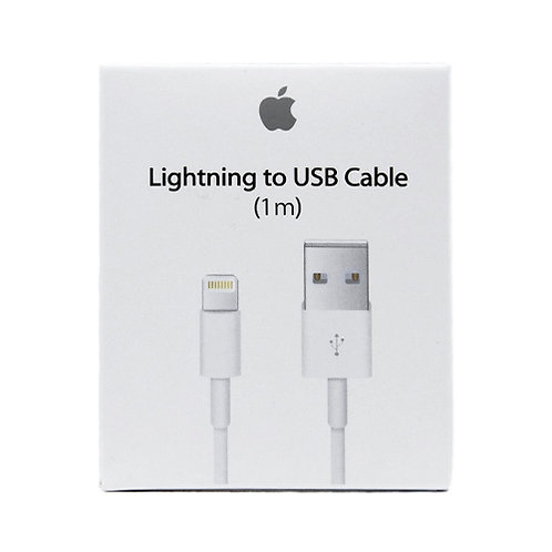 Cable Original Lightning iPhone Sellado