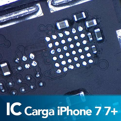 Cambio de IC Carga iPhone 7 7 Plus