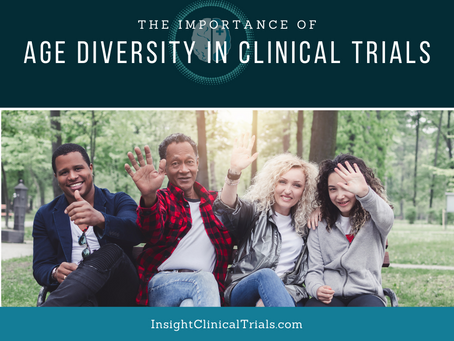 The Importance of Age Diversity in Clinical Trials
