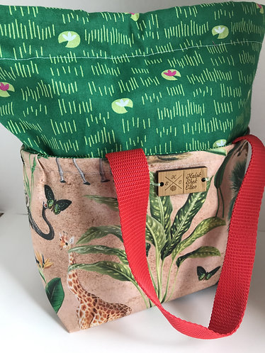 Wildlife Small Tote