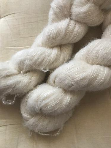 BabySuri Alpaca & Silk dyed to order