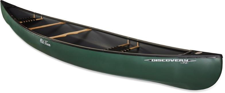 Old Town Discovery 169 Canoe