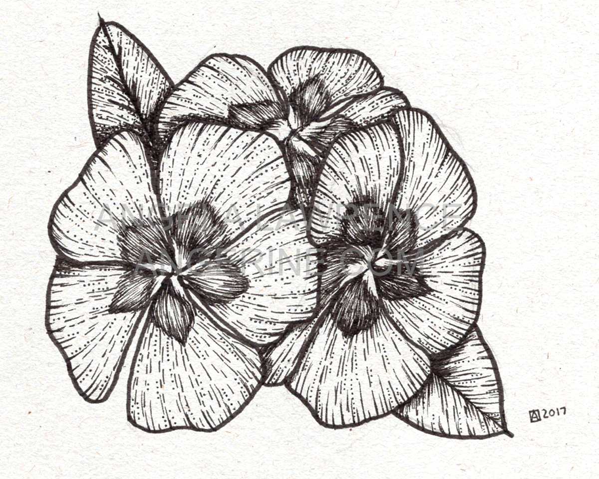 Floral Cluster