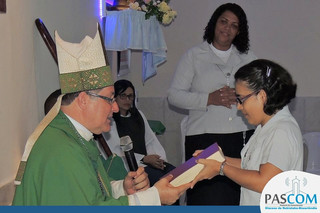 Paróquia de Mundo Novo recebe Irmãs Diocesanas