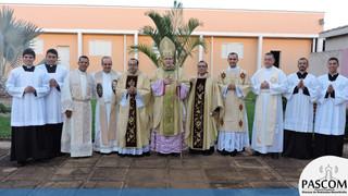 Paróquia Santo Antônio de Nova Crixás tem novo Pároco