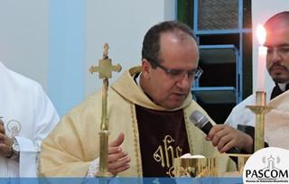Santa Missa de posse em Nova América