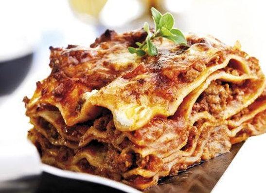 Wild Flour's Lasagne al Forno