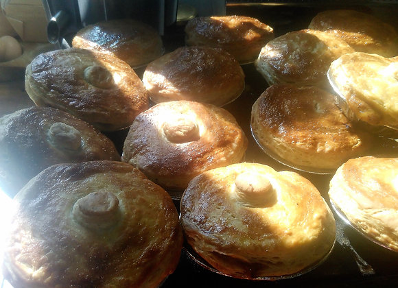 Individual Handmade Pies - perfect for one!
