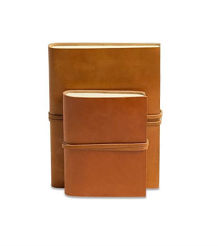 Rustic Leather Journals - A5 & A6