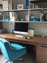 Home Office design - Laura Brown Interiors