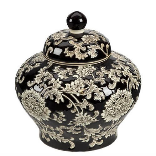 Mandalay Ginger Jar - Ball top