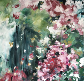 'Cherry Blossom Pink' by Laura Brown