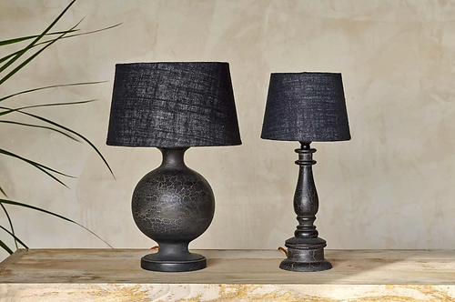 Urku Crackle Lamps