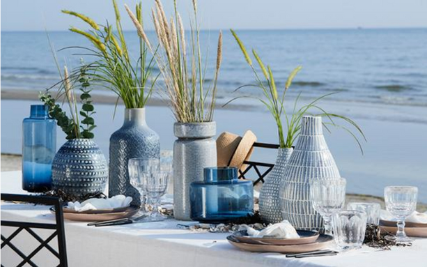 Lene Bjerre blue vases