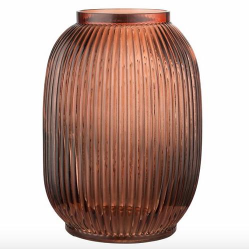 Stria Glass Vase