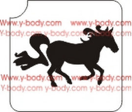 217A Running Horse