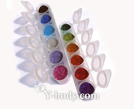 SIX COLOUR RACKS 90ml