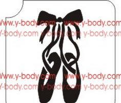 504 Ballet Shoes