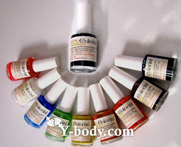 Colorini-Assorted Colours
