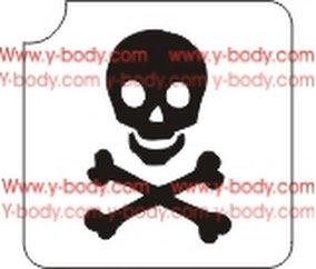 511 Skull Danger