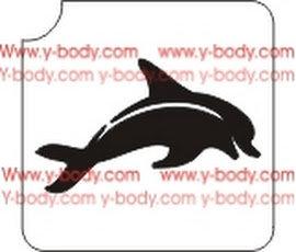 233A Dolphin Smile